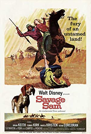 SAVAGE SAM – MOVIE – 1963
