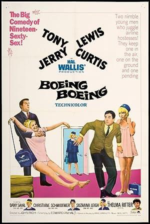 BOEING BOEING – FILME – 1965