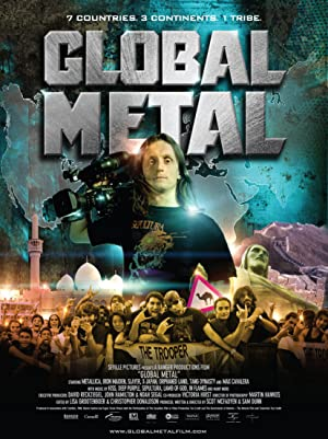GLOBAL METAL  – FILM – 2008