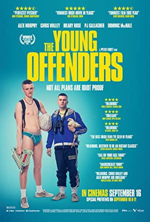 THE YOUNG OFFENDERS – FILM – 2016