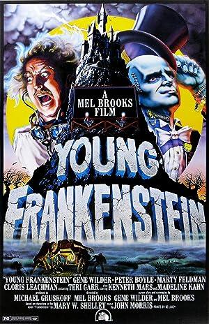 MLODY FRANKENSTEIN – FILMY – 1974