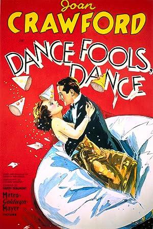 DANCE, FOOLS, DANCE – MOVIE – 1931
