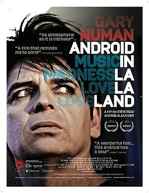 GARY NUMAN: ANDROID IN LA LA LAND – FILM – 2016