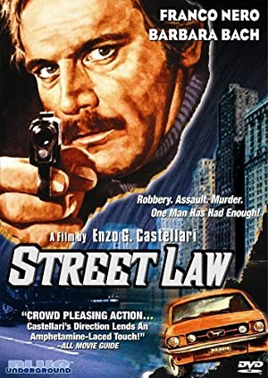 STREET LAW – MOVIE – 1974