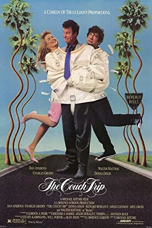 THE COUCH TRIP – MOVIE – 1988