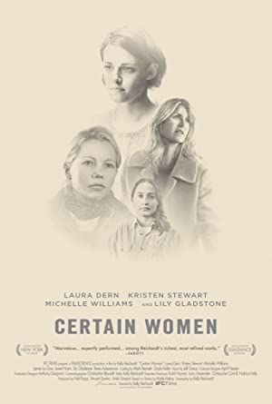 CERTAIN WOMEN – FILM – 2016