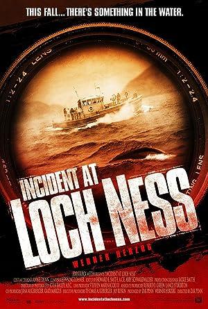INCIDENTE EM LOCH NESS – FILME – 2004