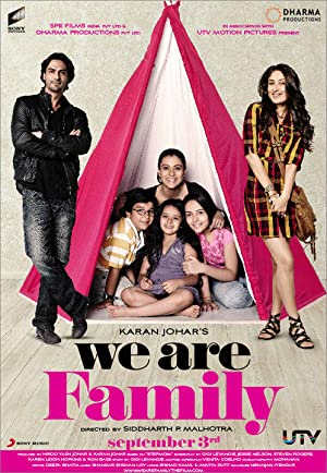 WE ARE FAMILY – FILM – 2010
