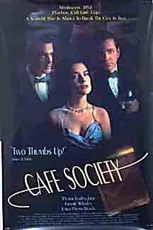 CAFE SOCIETY – ταινία – 1995