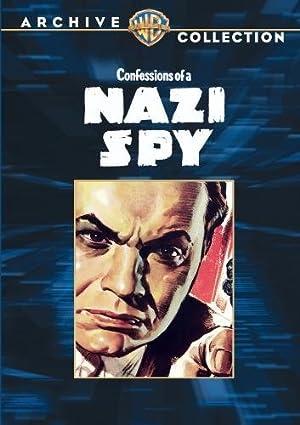 CONFISSõES DE UM ESPIãO NAZISTA – FILME – 1939
