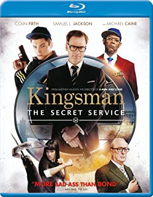 KINGSMAN: THE SECRET SERVICE REVEALED – MOVIE – 2015