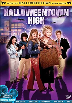 HALLOWEENTOWN HIGH – MOVIE – 2004