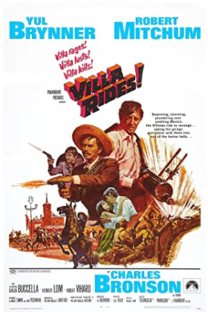 VILLA, O CAUDILHO – FILME – 1968
