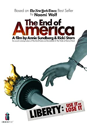 THE END OF AMERICA – MOVIE – 2008