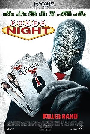 POKER NIGHT – FILM – 2014