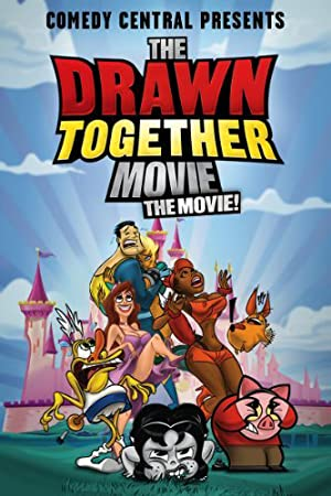 THE DRAWN TOGETHER MOVIE: THE MOVIE! – FILM – 2010