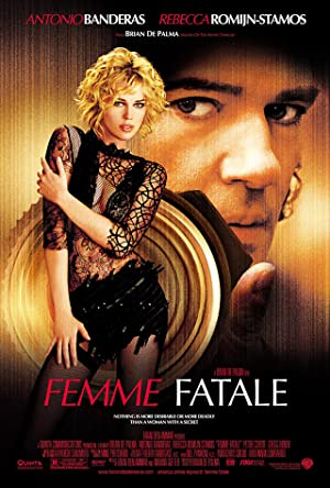 FEMME FATALE – MOVIE – 2002