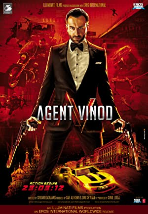 AGENT VINOD – FILMEK – 2012