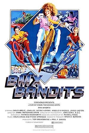 BICICLETAS VOADORAS – FILME – 1983