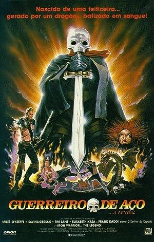 O GUERREIRO DE AçO – FILME – 1987