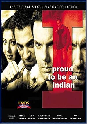 I PROUD TO BE AN INDIAN – FILME – 2004