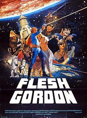 FLESH GORDON – MOVIE – 1974