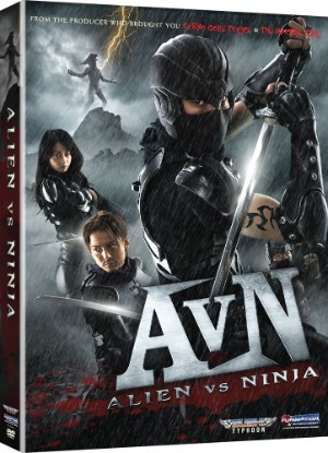 ALIEN VS. NINJA – MOVIE – 2010