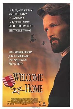 WELCOME HOME – EIN TOTER KEHRT ZURüCK – FILM – 1989