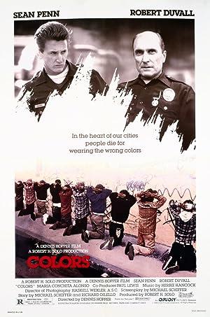 COLORS – أفلام – 1988
