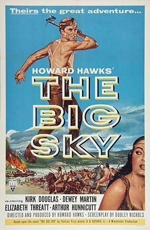 THE BIG SKY – MOVIE – 1952