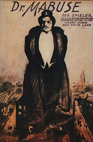 DR. MABUSE: THE GAMBLER – MOVIE – 1922