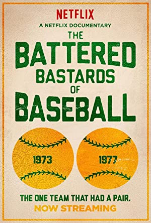 THE BATTERED BASTARDS OF BASEBALL  – FILME – 2014