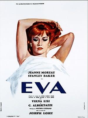 EVA – FILME – 1962