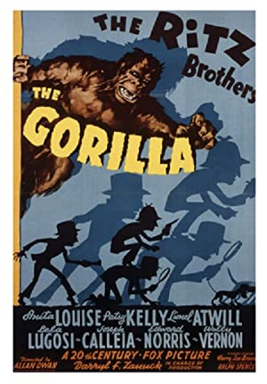SEGURE ESTE GORILA – FILME – 1939