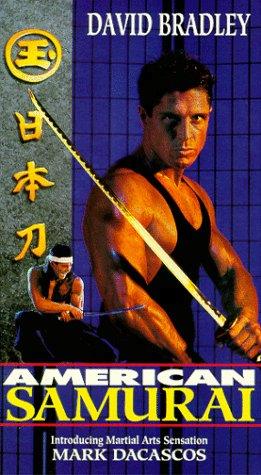 AMERICAN SAMURAI – FILME – 1992