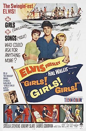 GAROTAS E MAIS GAROTAS – FILME – 1962
