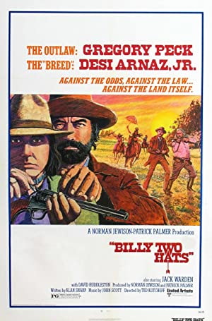 BILLY TWO HATS – MOVIE – 1974
