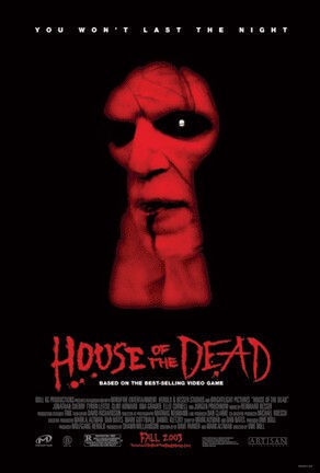 HOUSE OF THE DEAD – ταινία – 2003