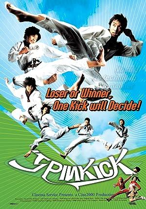 SPIN KICK – MOVIE – 2004