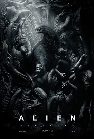 ALIEN: COVENANT  – FILME – 2017