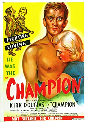 CHAMPION – MOVIE – 1949