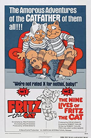 FRITZ THE CAT – FILM – 1972