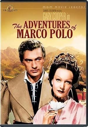 AS AVENTURAS DE MARCO POLO – FILME – 1938