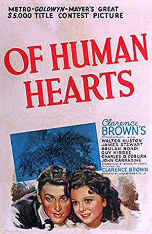 OF HUMAN HEARTS – MOVIE – 1938