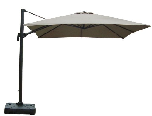 Be Open Minded About Strong Camel Cantilever Alu Patio