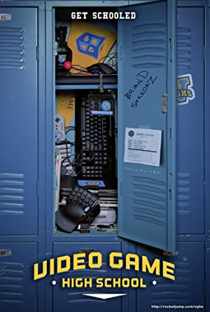 VIDEO GAME HIGH SCHOOL – SERIE TELEVISIVA – 2012–2014