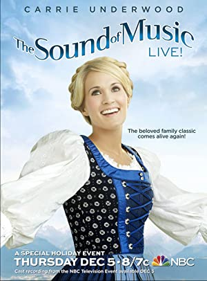 THE SOUND OF MUSIC LIVE! – MOVIE – 2013