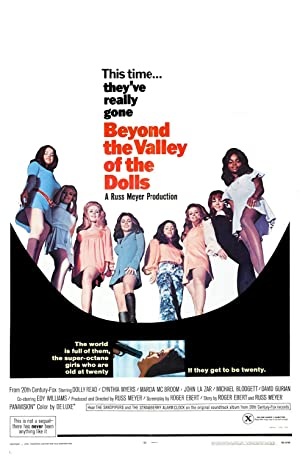 BEYOND THE VALLEY OF THE DOLLS – MOVIE – 1970