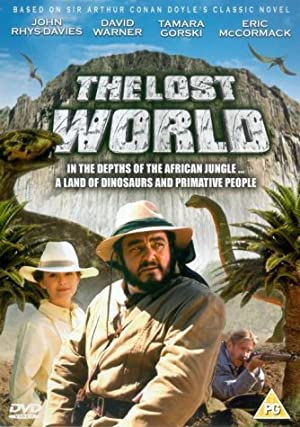 THE LOST WORLD – MOVIE – 1992