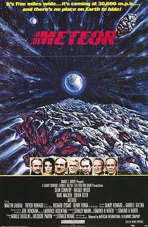 METEORO – FILME – 1979